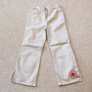 EUC Oshkosh khaki pants